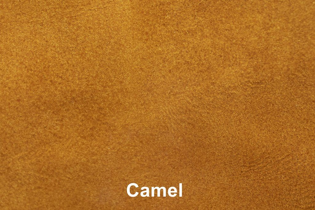 Industrial Leather Camel